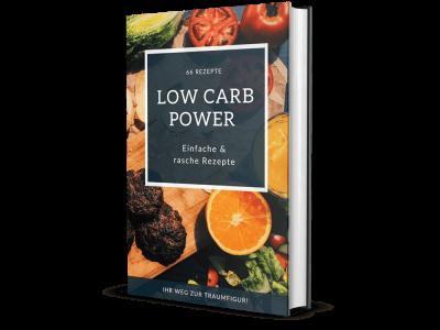 Low Carb Power E-Book | 66 Rezepte